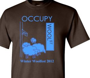 Occupy Wool Street