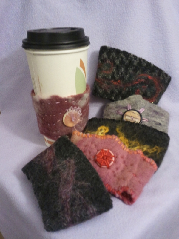 Cup Sleeves-Assorted!