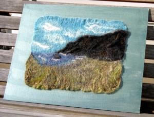 Bodega Bay painting