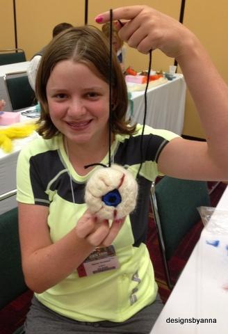 GenCon Create a Creature Class Students